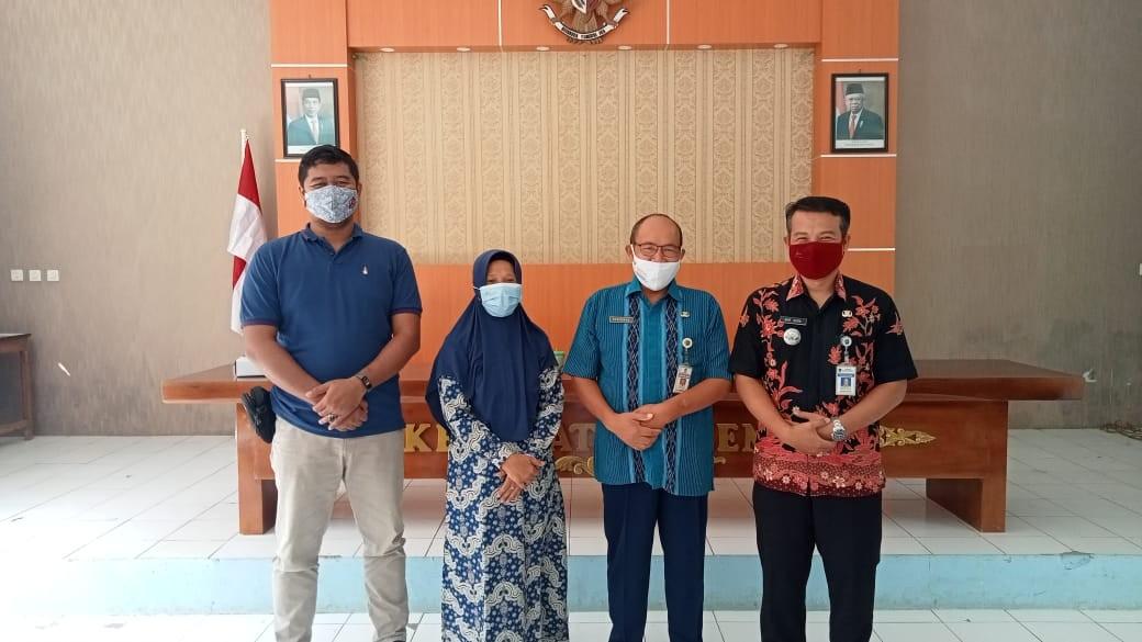 Perpisahan Bapak Sukirman, SPd, MPd