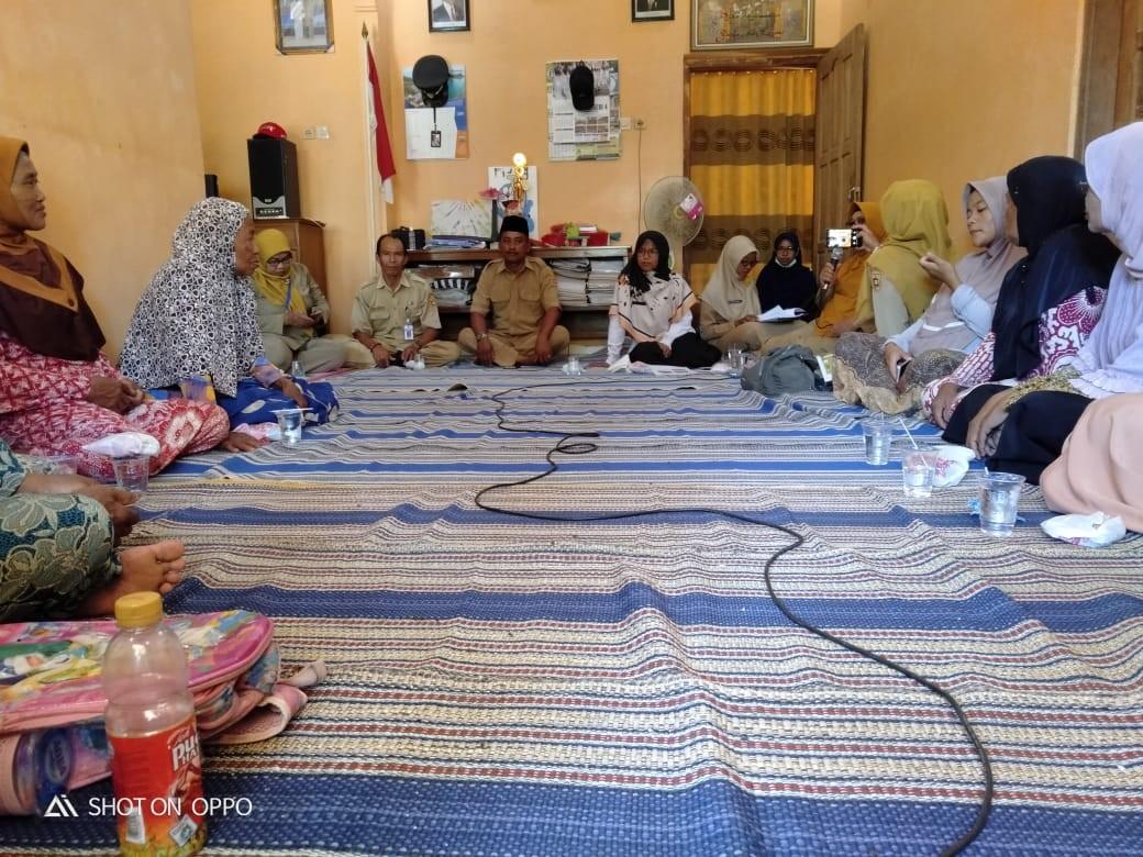 Persiapan Lomba Toga Taga Kecamatan Kemiri mewakili Kabupaten Purworejo Tahun 2020